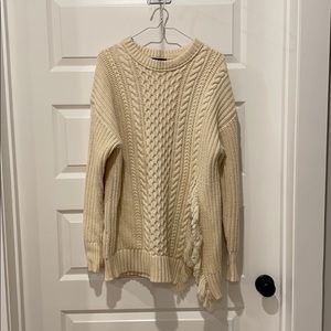 J. Crew Oversized Sweater - Medium
